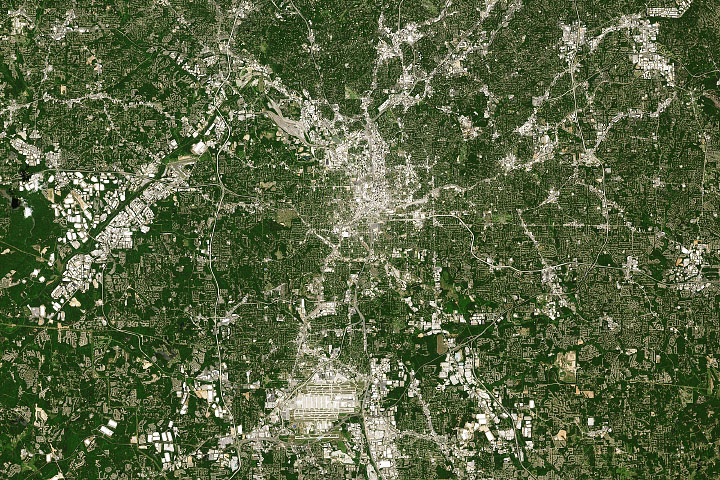 Changing Atlanta