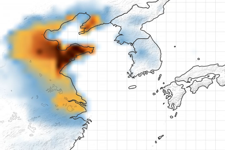 Tracing Changes in Ozone-Depleting Chemicals