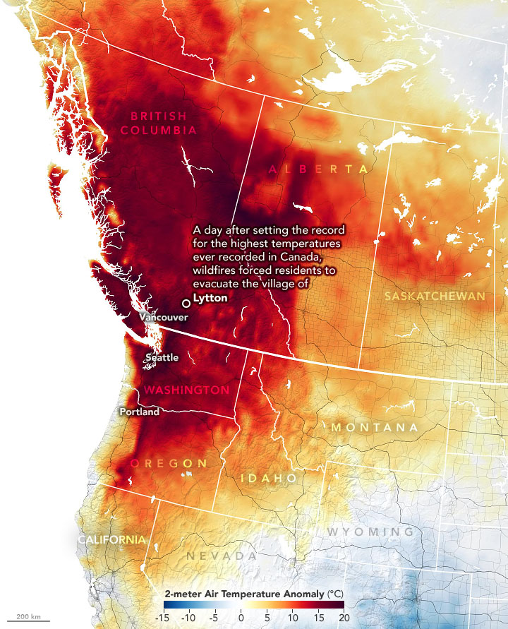 The bluesky canada smoke forecast is our current best estimate of when and where wildfire smoke events may occur over the next two days. Blazes Rage In British Columbia