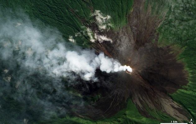ulawun ali 2010160 - Top 10 SuperVolcanoes that can Destroy the Planet.