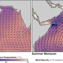 Global Wind Patterns Diagram 7 Pin Flat Wiring Asian Monsoon Strengthens Over Arabian Sea : Image Of The Day