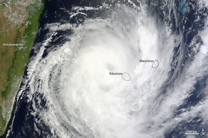 Tropical Cyclone Dumile