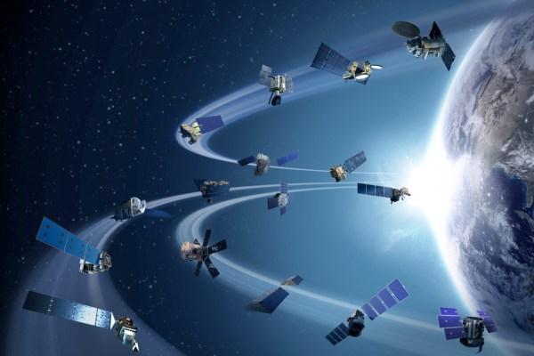 NASA Earth Science Satellites