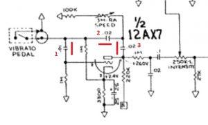 Fender Vibrolux Reverb Schematic Fender Amp Schematics