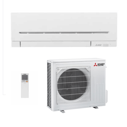 Mitsubishi Electric klima uređaj 7,1 kW Power DC Inverter