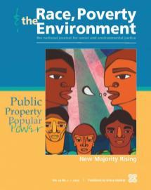 Urban Habitat's RP&E Cover