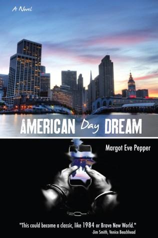 American Day Dream Book Cover
