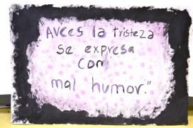 Aveces La Tristeza Se Expresa con Mal Humor //
