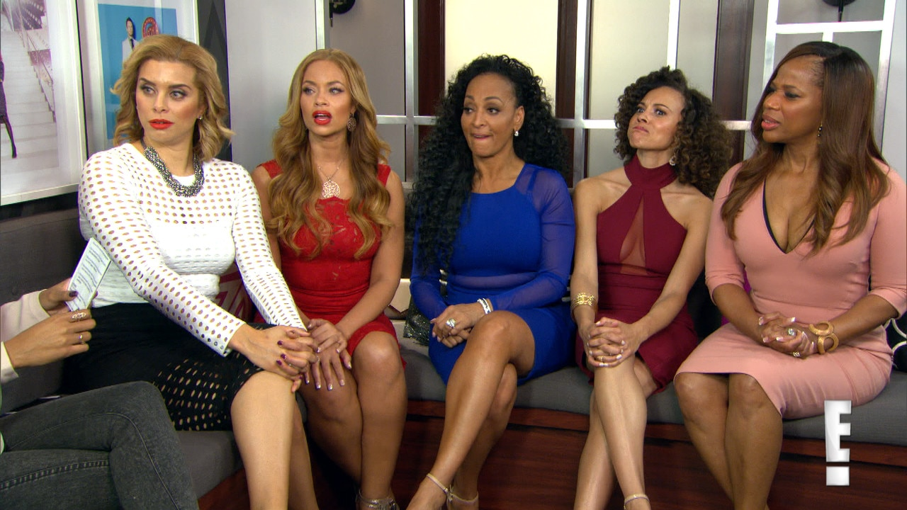 Image result for Real Housewives of Potomac'