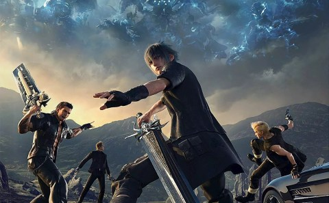 Final Fantasy XV Omen Trailer Music