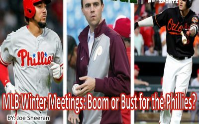 MLB Winter Meetings: Boom or Bust for the Phillies?