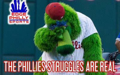 The Phillies Struggles are Real