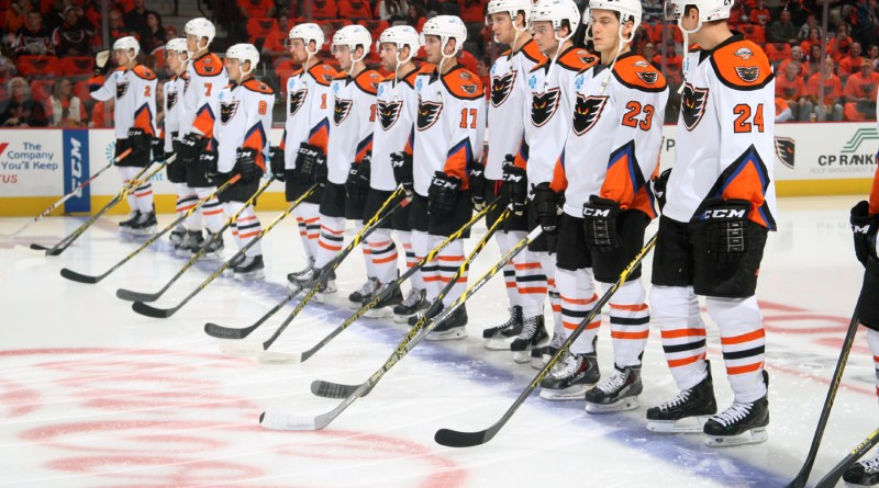 Lehigh Valley Phantoms Mid-Season Progress Report