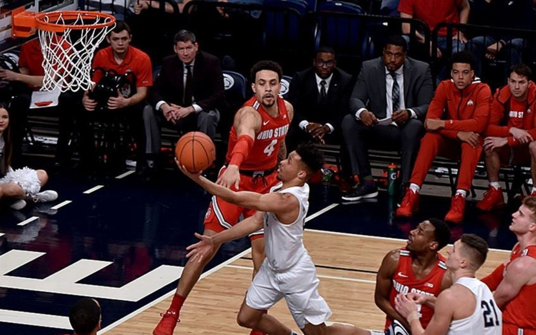 Nittany Lions Roar over #16 Ohio State, 90-76
