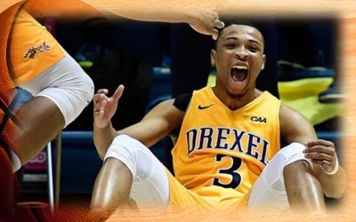 Drexel Breathes Fire on Elon, 63-41