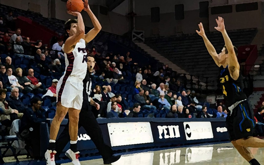 Penn Takes the Pride Out of Widener, 105-57