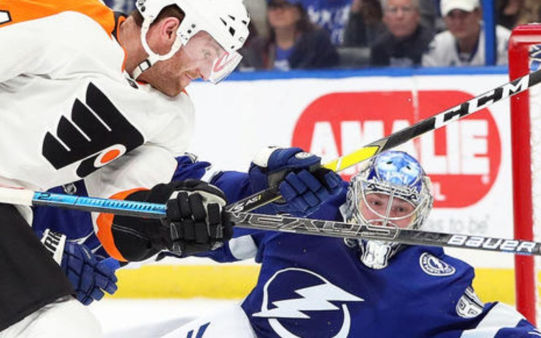 Fading Fast… Flyers Drop a Big One to Tampa Bay, 5-3