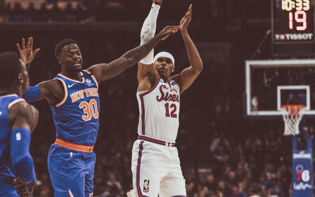 THANK GOD FOR THE NEW YORK KNICKS