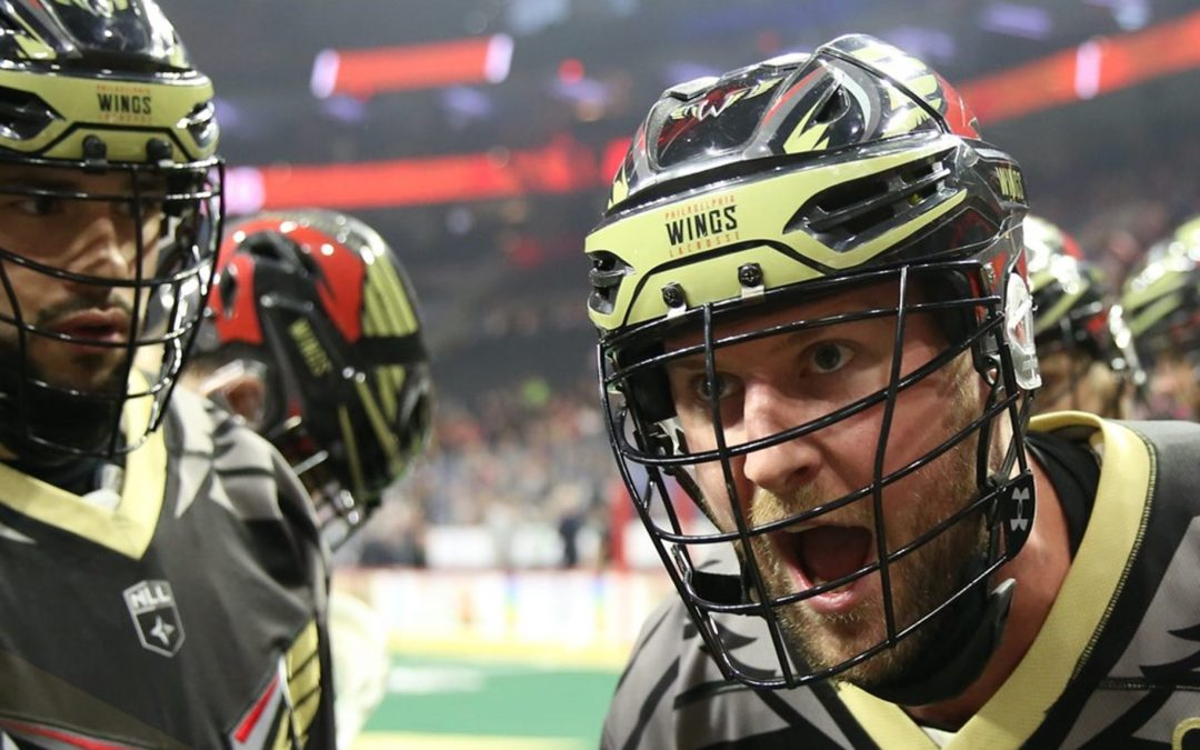 Wings Shot Down by Black Wolves,9-7
