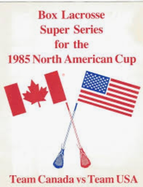 The 1985 IBLA Super Series: Canada vs. USA 2nd Spectrum Game