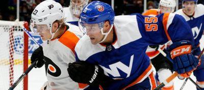 Islanders outplay the flyers