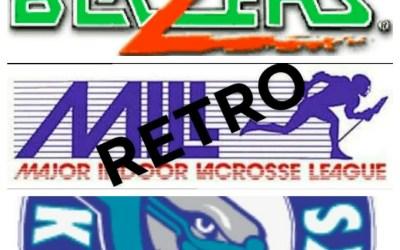 Major Indoor Lacrosse League (MILL) Retro Game Of The Week