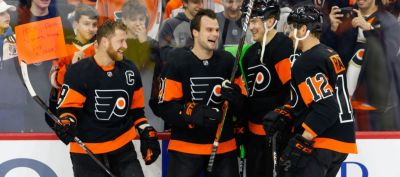 Here Come the Flyers
