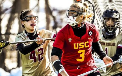 Boston College Women with a Statement Win