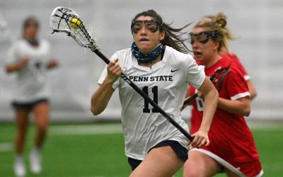 Penn State Women Pull off Upset