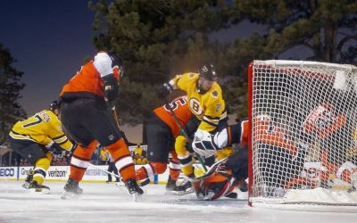 Flyers' Mistakes by the Lake