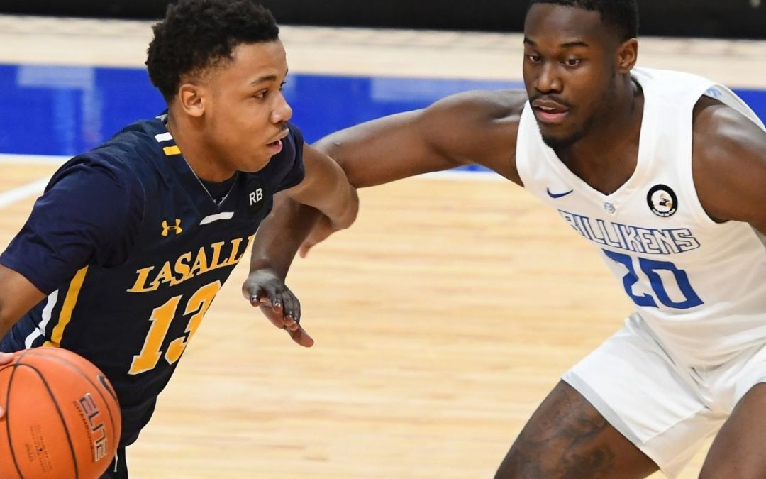 Billikens Shut Down Explorers