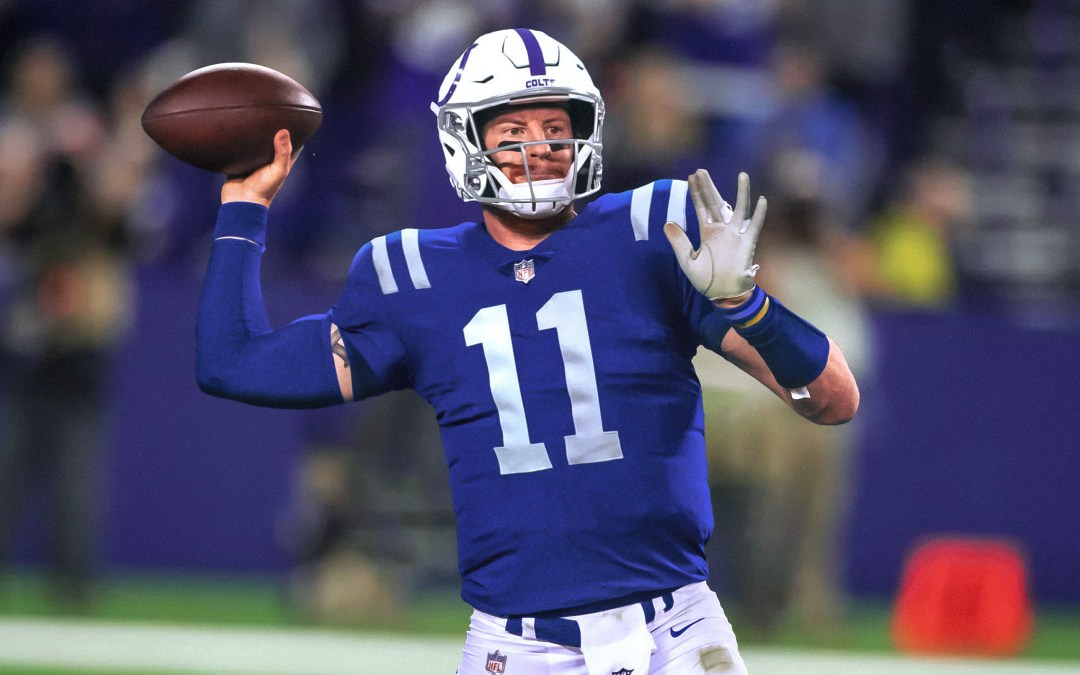 Did Howie just get a Colts mid-first rounder?