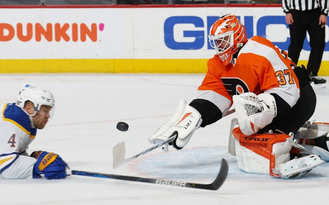 Flyers Grind Out Win