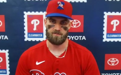 "Bryce Harper: ""We need to have a sense of urgency"""