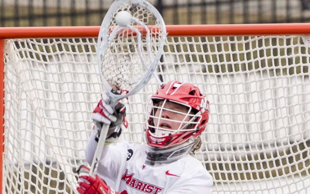 Marist Pulled Away with Win