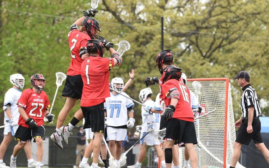 Furious Comeback Keeps Maryland Season Perfect