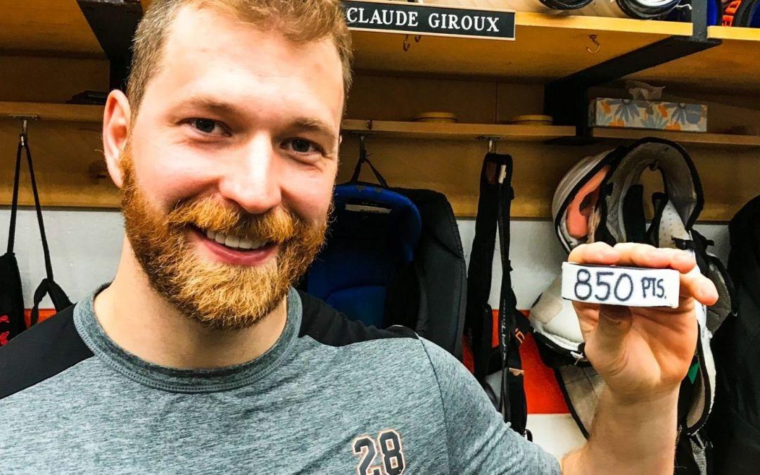 Flyers Win in Shootout