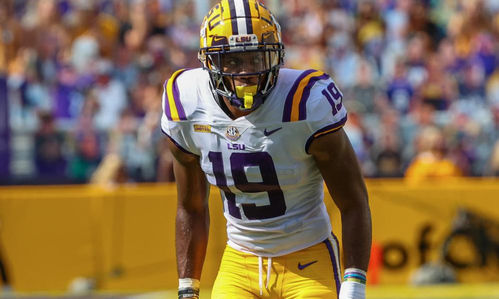 2021 Draft Prospect LB JaBrill Cox, LSU