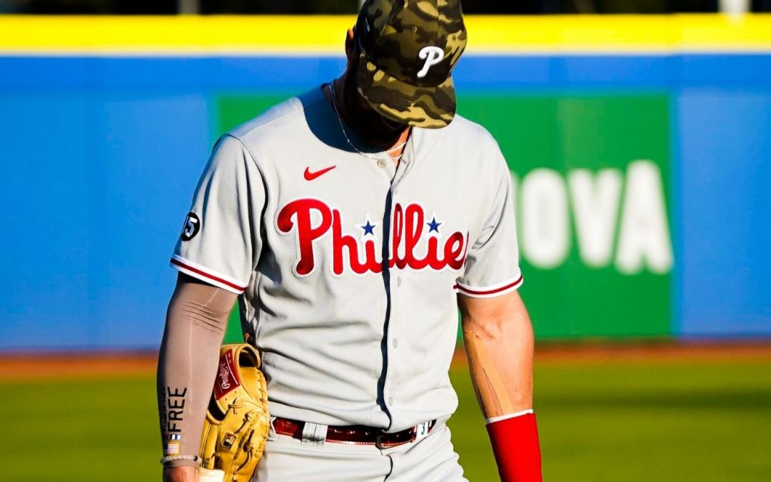 Phillies with Big Inning