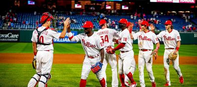 Phillies Survive Their Bullpen