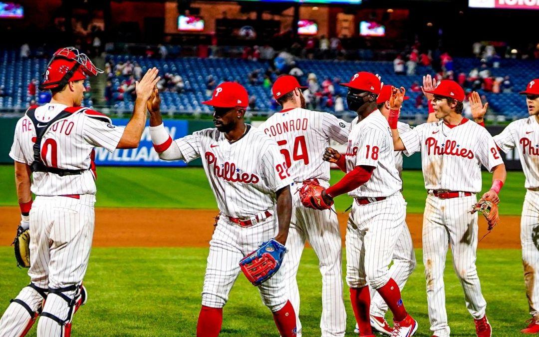 Phillies Survive Their Bullpen