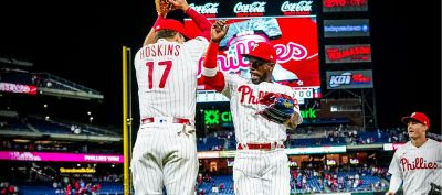Phillies Crush Braves