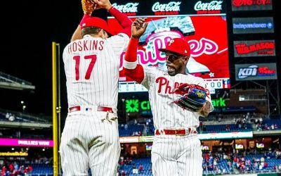 Phillies Crush Braves
