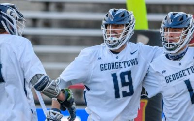 Georgetown Gets the Best of Syracuse