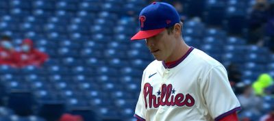 Phillies serious concerns Spencer Howard.
