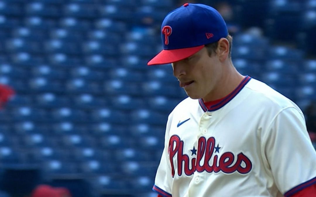 Phillies Serious Concerns with Spencer Howard