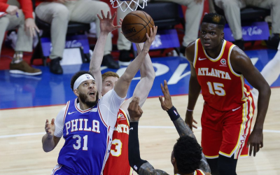 The Sixers Role to Game 2 Win!