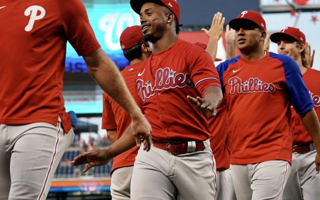 Stop Me If You Heard This, Phillies With Come From Behind Win