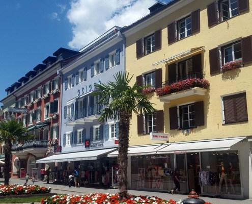 piazza principale di Lienz