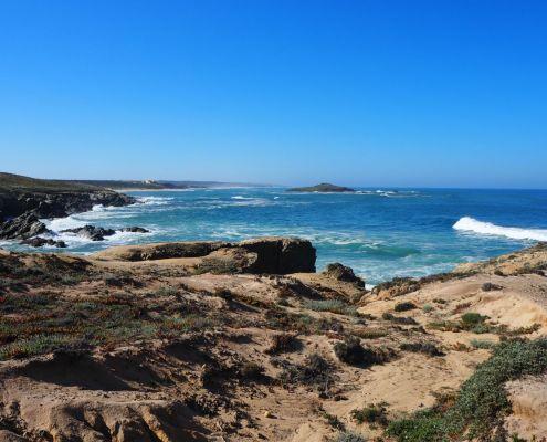 Ilha do Pessegueiro a Porto Covo